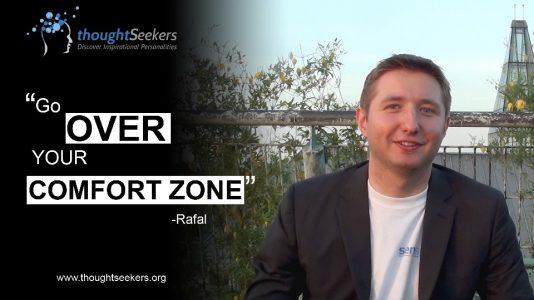 Rafal Siepak thoughtSeekers
