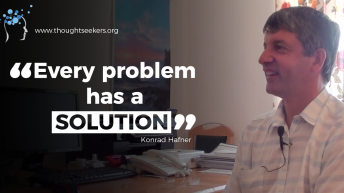 Konrad Hafner - thoughtSeeker