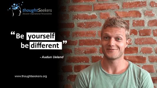 Audun Ueland - Mesh Norway - thoughtSeekers
