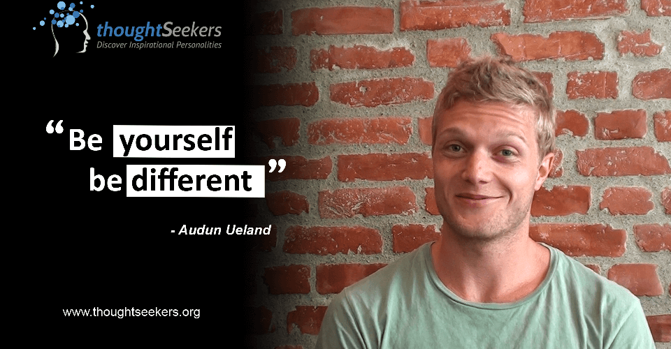 Audun Ueland - Mesh Norway - thoughtSeekers